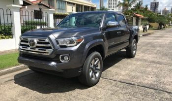 Toyota Tacoma 2018 Limited en Panama disponible