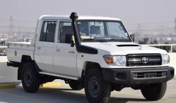 TOYOTA LAND CRUISER II BI TURBO V8 – FINANCIAMIENTO DISPONIBLE