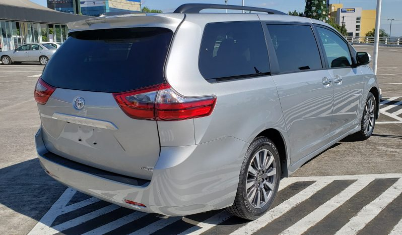 TOYOTA SIENNA 2020 LIMITED FULL EXTRAS lleno