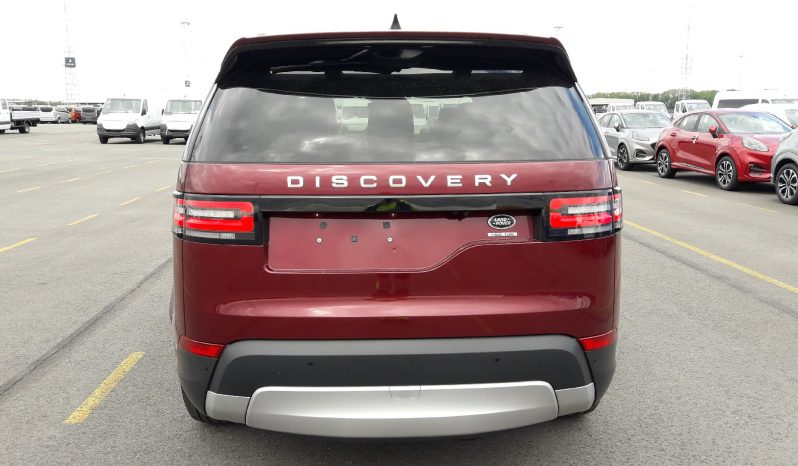 LAND ROVER DISCOVERY 2017 lleno