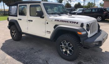 2019 JEEP WRANGLER UNLIMITED lleno