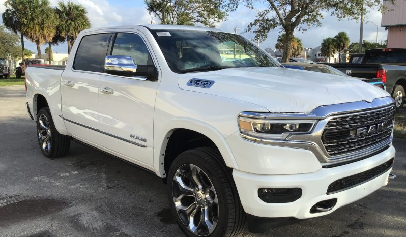 2020 RAM 1500 Limited lleno