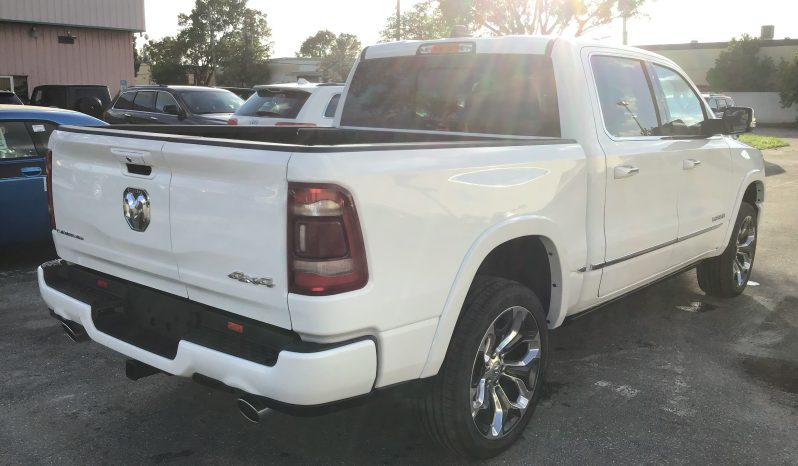 DESCRIPTION 2020 Ram 1500 Limited Crew Cab 4×4 5.7L Gas 8-Speed AT lleno