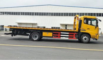 2021 Dongfeng Wrecker Towing Truck lleno