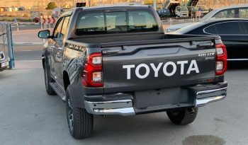 Toyota Hilux 2021 lleno
